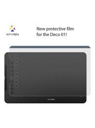 Folie de protectie din plastic pentru Tableta Grafica XP-Pen Deco 01